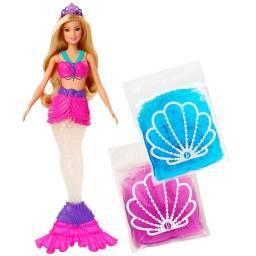 Barbie- Dreamtopia Sirena Con Slime- Gkt75