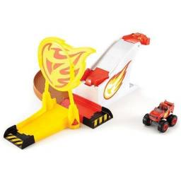 Fisher Price - Blaze Área De Boxes - Dgk52