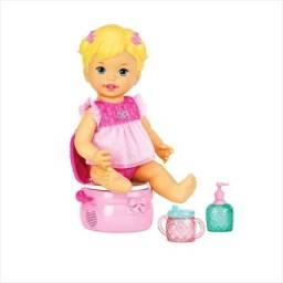 Muñeca Little Mommy - Aprendiendo A  Ir Al Baño X1520