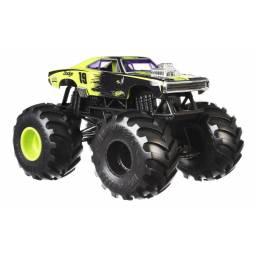 Hot Wheels - Monster Trucks Vehículos 1:24 Fyj83-gbv35