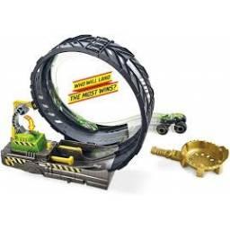 Hot Wheels - Monster Trucks Pista Loop Gky00