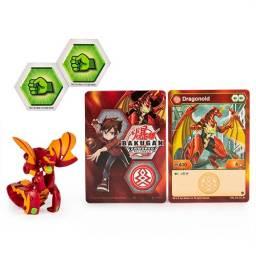 Bakugan - Pack X 1  64422 Dragonoid