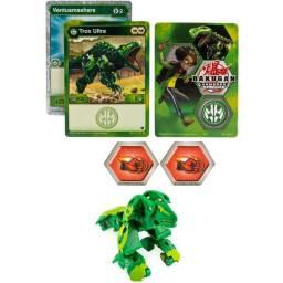 Bakugan - Deluxe Pack X 1  64423 Trox Verde