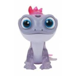 Frozen - Susurros y Brillos Mini Muñeca Frn72 Salamandra Bruni