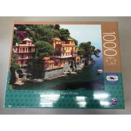 Juegos Clasicos -puzzle Adul. 1000 Piezas Pueblo 98240