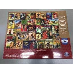 Juegos Clasicos - Puzzle Adultos 1000 Piezas Poster 98240