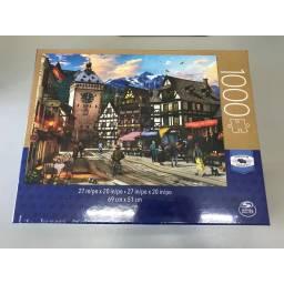 Juegos Clasicos - Puzzle Adultos 1000 Piezas Mercado 98240
