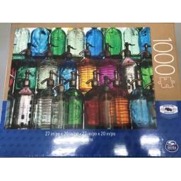 Juegos Clasicos - Puzzle Adultos 1000 Piezas Sifones 98240