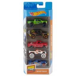 Hot Wheels - Vehículos Pack X 5  Surtidos 1806-ghp51