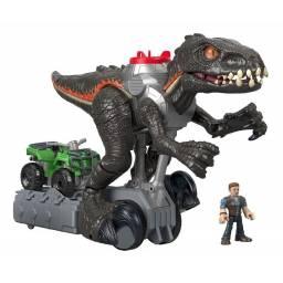 Fisher Price - Imaginext Jurassic World Indorraptor - Fmx86
