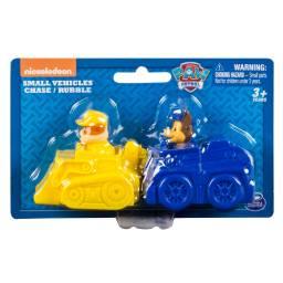 Patrulla De Cachorros - Pack De 2 Veh  16673 Amarillo y Azul