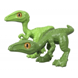 Fisher Price - Imaginext Jurassic World Dino Fwf52-fwf58
