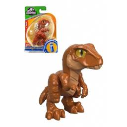 Fisher Price - Imaginext Jurassic World Dino Fwf52-fwf53
