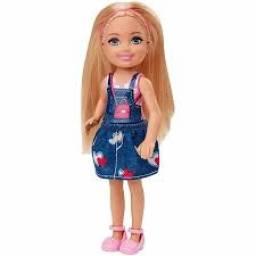 Barbie - Club Chelsea Surtido - Dwj33-ghv65