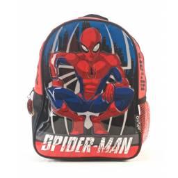 Mochila Infantil SPIDERMAN  30 cm Básica Roja 62315