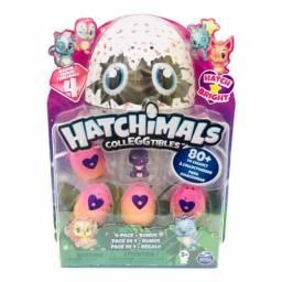 Hatchimals - Coleccionables X 4 - 19104