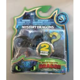 Dragons Dragones Misterio Pack X2 - 66622-7335