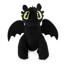 Dragons Peluche 66606 Toothless
