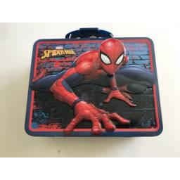 Spiderman - Estuche De Metal Azul 707647