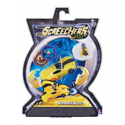 Screechers Wild - Vehículos Transformables Nivel 1 683110 Sp