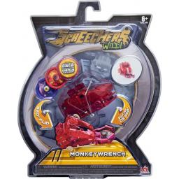 Screechers Wild - Vehiculo Transformables Nivel 2 - 683120