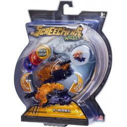 Screechers Wild - Vehiculo Transformables Nivel 2 - 683120 V