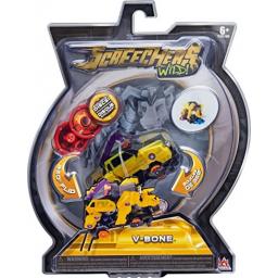 Screechers Wild -vehiculo Transformables Nivel 2 - 683120 Vb