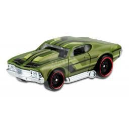 Hot Wheels - Vehículos - C4982 Chevelle 69