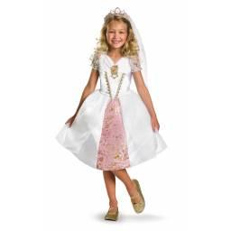 DISNEY PRINCESAS - Disfraz Rapunzel La Boda 4 A 6 AÑOS 43119L