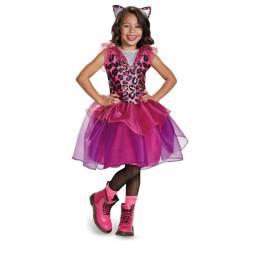 GENERICOS - Disfraz Kittie Leopardo 7 A 8 AÑOS 84070K