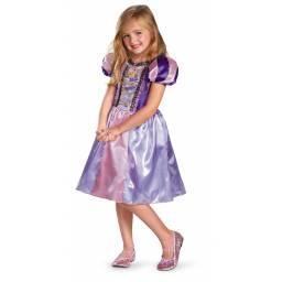 DISNEY PRINCESAS - Disfraz Clasico Rapunzel 7 A 8 AÑOS 59200K