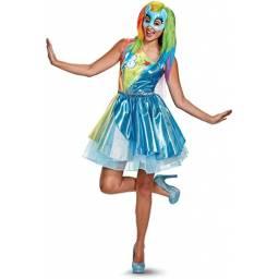 MY LITTLE PONY - Disfraz Rainbow Dash Adulto TALLE L 22814E