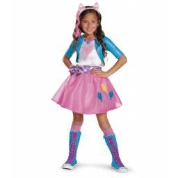 MY LITTLE PONY - Disfraz Pinkie Pie Deluxe 4 A 6 AÑOS 80128L