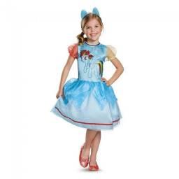MY LITTLE PONY - Disfraz Rainbow Dash Clasico 3 A 4 AÑOS 83313M