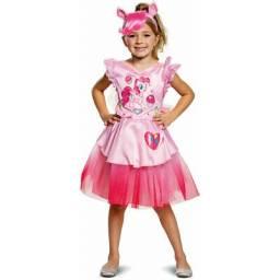 MY LITTLE PONY - Disfraz Pinkie Pie Tutu Deluxe 7 A 8 AÑOS 11010K