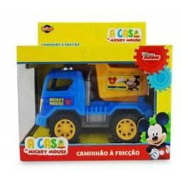 Mickey - Camión A Fricción  27092 Volcadora Azul