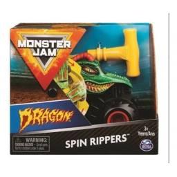 Monster Jam Vehículo Con Sonido 1:43 Surtido Dragon 58704