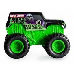 Monster Jam Vehículo Con Sonido 1:43 Surtido Grave 58704