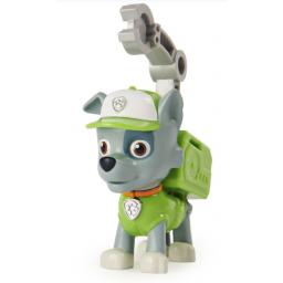Patrulla De Cachorros - Figuras Con Acción 16600 Rocky