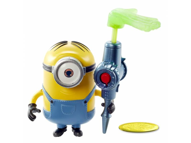 """MINIONS - Traviesos Kevin Escupe-fuego Fig 4"""" gmd90-gmd94"""