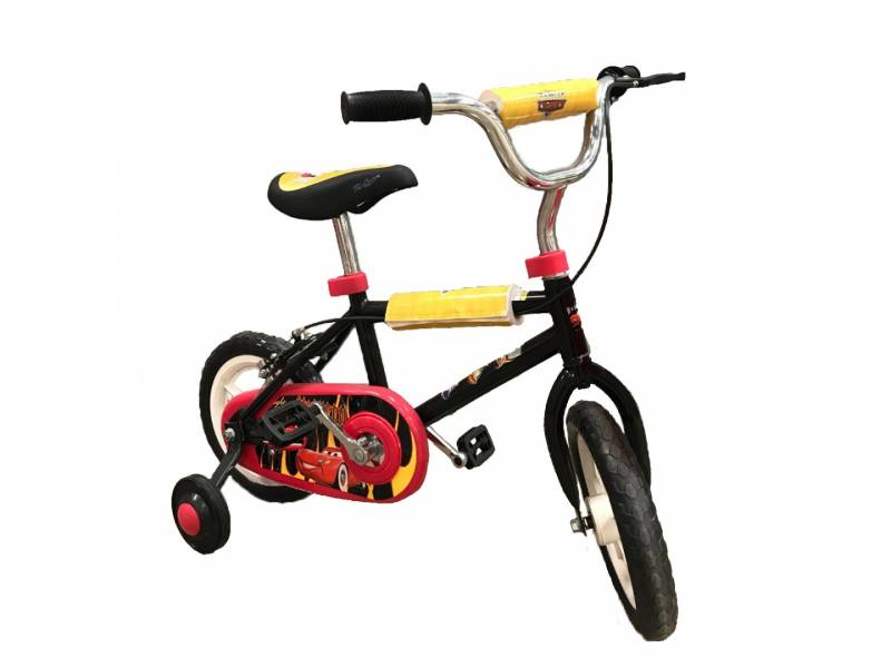 Cars - Bicicleta Rodado 12 Bcc01