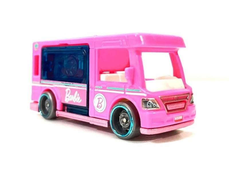 Hot Wheels - Vehículos - C4982 BARBIE DREAM CAMPER