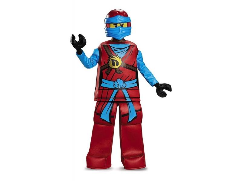 Lego - Disfraz Ninjago Nya Cod. 16087L