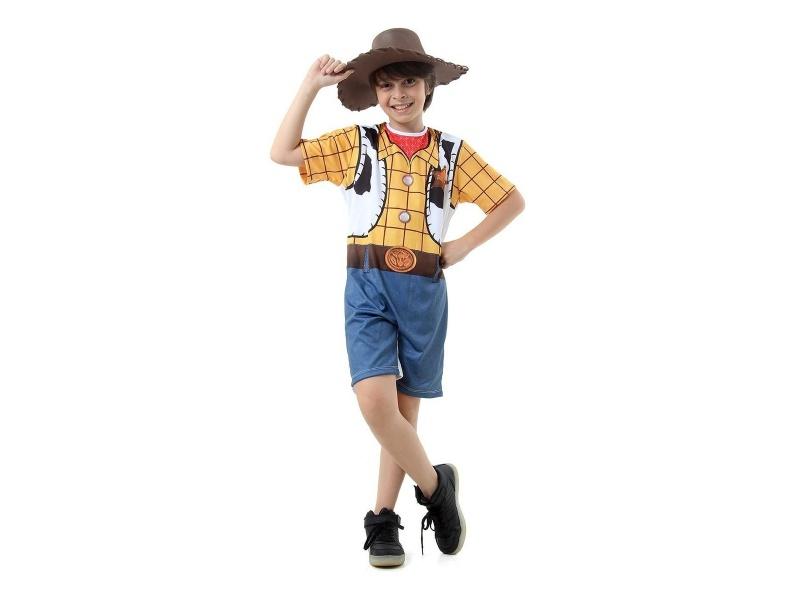 Toy Story Disfraz Woody Pop Corto Cod. 15335p