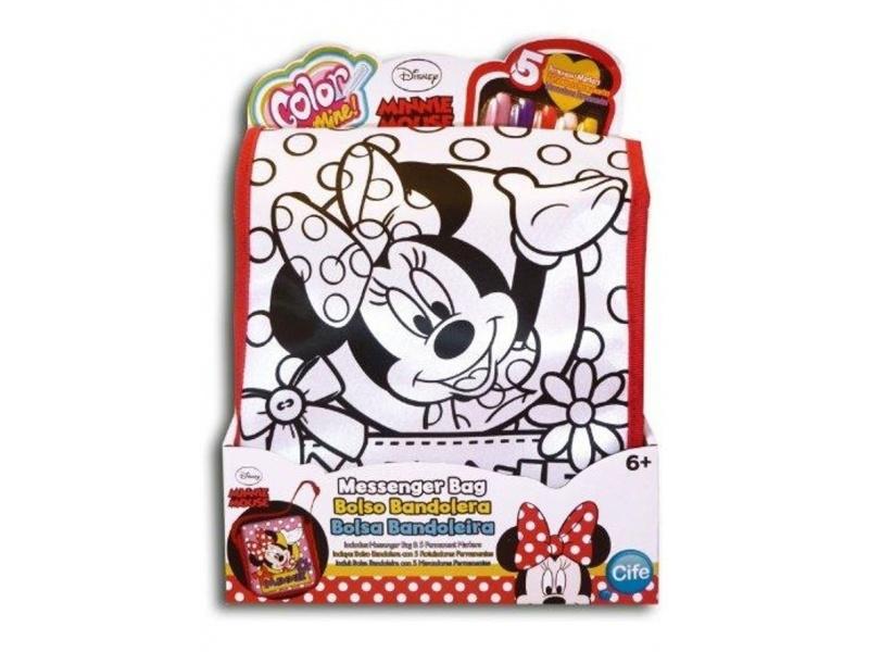 Minnie - color Me Mine Bolso Bandolera 38793