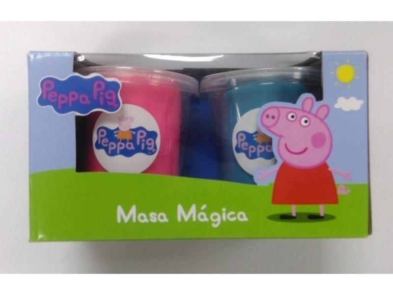 Peppa - Masas Pack X 2 DS1600