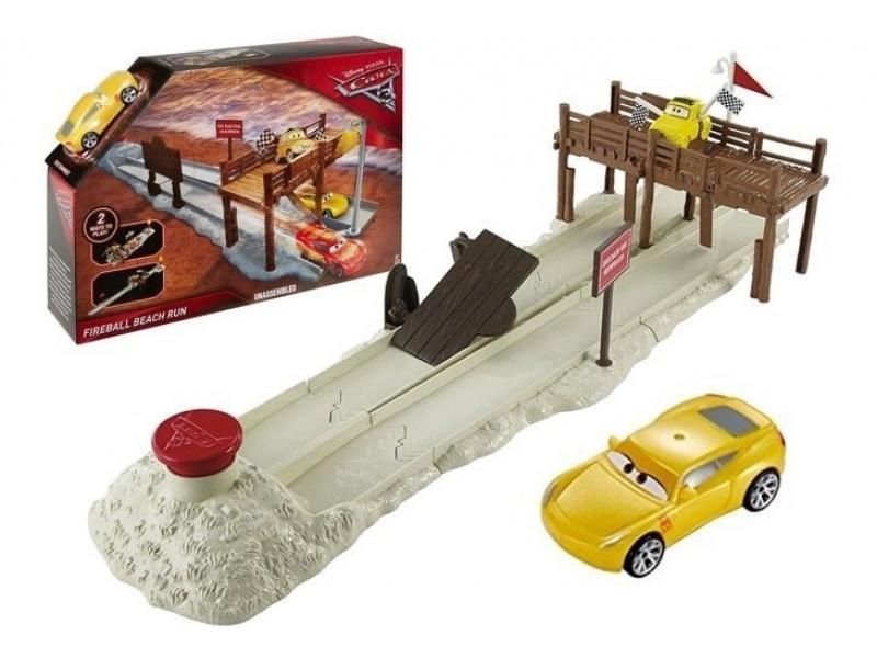 Cars - Sets De Juego- Dvt46/dvt47