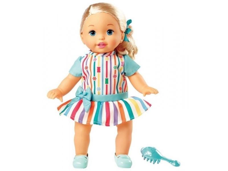 Muñeca Little Mommy - Tierna Como Yo Surtido Flb80-flb83