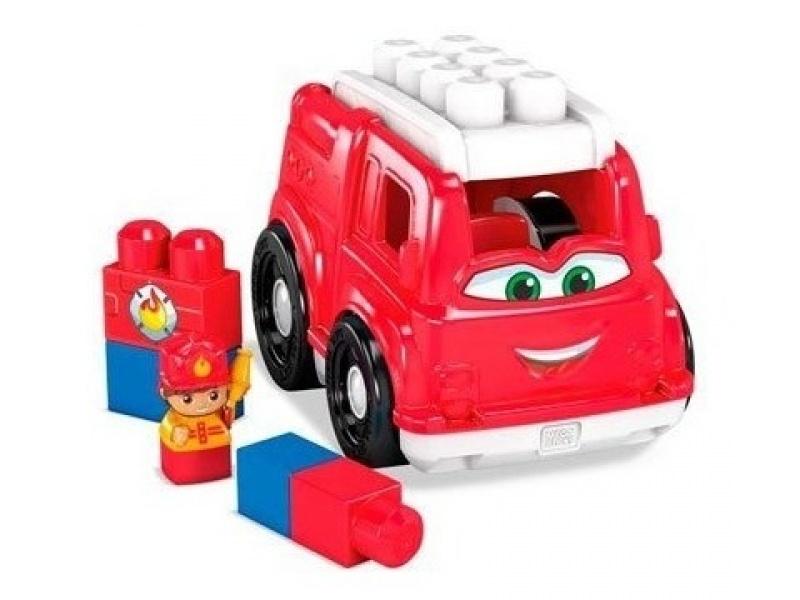 Mega Bloks - Fb Pequeños Vehículos Surtido Ggc81-ggc83