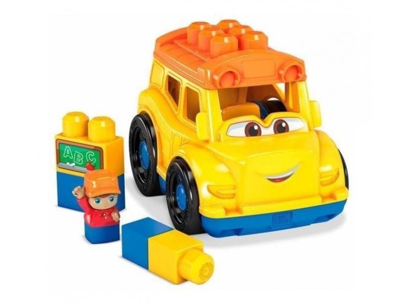 Mega Bloks - Fb Pequeños Vehículos Surtido Ggc81-ggc84